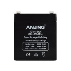 ANJING铅酸蓄电池12V4.5Ah/20hr详细规格