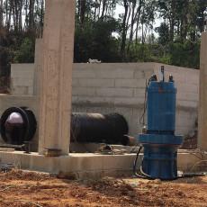 防洪排澇潛水泵