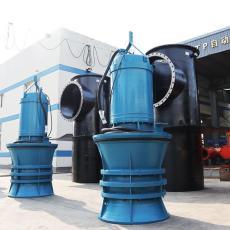 泵站維護大流量潛水軸流泵