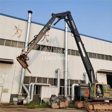 現貨銷售挖掘機三節拆樓臂 濟寧卡爾杰制造
