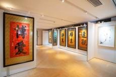 無縫展板4公分厚藝術板墻畫展掛畫展板畫廊