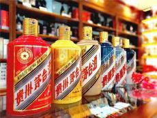 池州回收茅台酒瓶巴拿马黑坛茅台酒瓶多少钱