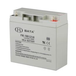 BATA蓄电池FM/BB124 12V4AH/20HR储能电池