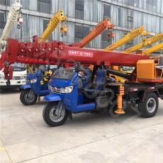 山東5噸三輪吊車 裝大車用8節臂三輪吊車廠