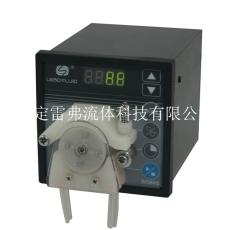 保定雷弗微流量调速型蠕动泵 BQ80S