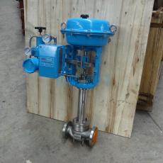 WC8000不锈钢气动薄膜单座调节阀