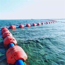 河道清淤泥管道浮體12寸塑料管浮規格