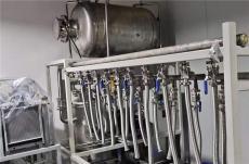 多功能不锈钢真空抽气注油系统