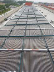 全玻璃横插式集热器太阳能