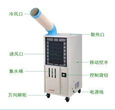 SAC-25移动式不需要安装工业商业家用移动空