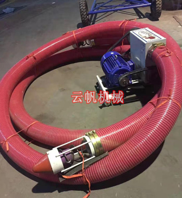 软管吸粮机120-8米散粮装车用