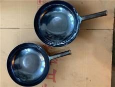 家庭式鐵鍋價格家用鐵炒鍋章丘鐵鍋市場