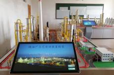 炼油厂模型