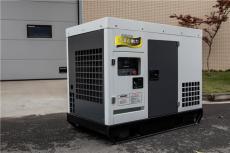 大泽动力25千瓦应急柴油发电机油耗