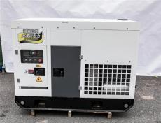 全铜15千瓦三相汽油发电机