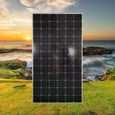 广东江门晶天太阳能板345W游艇光伏发电系统