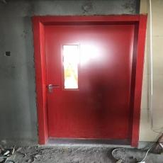 醫院病房門 醫院鋼質門 鋼質平開門