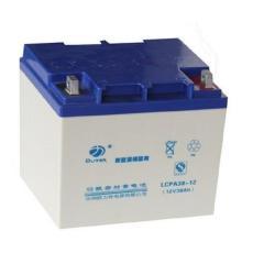 欧力特蓄电池LCPA38-12免维护价格图片