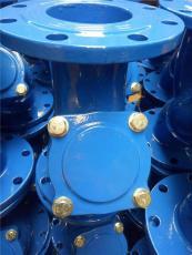 球墨鑄鐵GL41法蘭Y型過濾器法蘭過濾器廠家