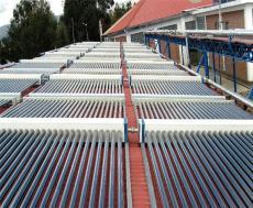 湖南新建住宅太陽能熱水工程