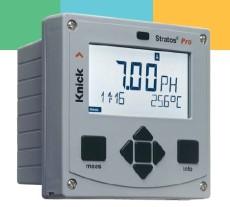 Stratos Pro 在线溶解氧电导率PH分析仪