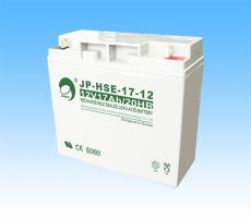 賽特蓄電池JP-HSE-17-12規格尺寸12V-17AH
