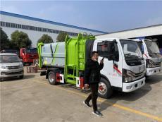 一款適用市政環衛專用的垃圾車壓縮垃圾車