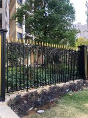 小區工廠庭院柵欄鋅鋼綠地圍欄別墅圍墻護欄