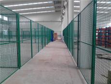 鐵絲網護欄廠家倉庫隔離網橋梁邊框防護網