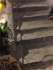景區入口設計施工 水泥假樹大門景觀雕塑門