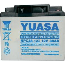 YUASA蓄電池三年質保儲能電源穩壓電池