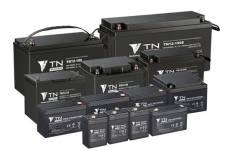 白城市天能蓄电池TN12-55厂家价格12V-55AH