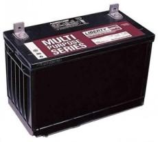 统一蓄电池12v-24AH储备型免维护