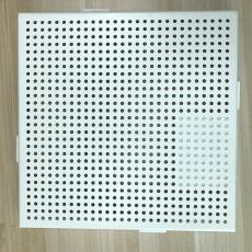 微孔铝单板600x1200 报告厅铝板吊顶