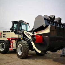 混凝土搅拌装载一体机 多功能搅拌装载机