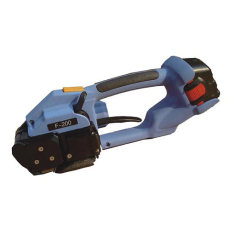 电动钢带免扣打包机