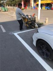 东莞厚街停车位划线 道路热熔划线-消防划线