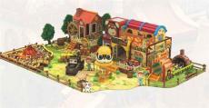长沙淘气堡厂家 游乐设备 长沙儿童乐园厂家