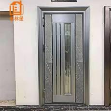 广东门厂批发新款韩式防盗门不锈钢进户门多