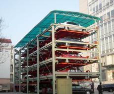 杭州出租立體機械停車庫出售水平橫移停車庫