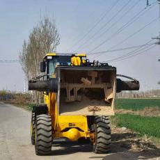 混凝土搅拌斗铲车 双液压马达搅拌铲车