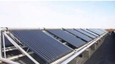 玻璃金属热管太阳能集热器