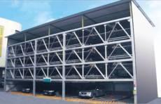 泰州出租簡易機械停車庫三層立體智能車位