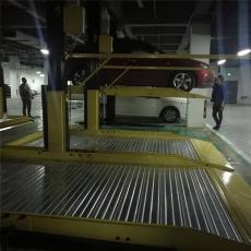 南昌高價回收立體機械橫移三層車庫兩層車庫