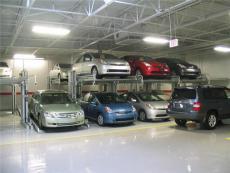 义乌出租立体机械停车库出租两层低价车库