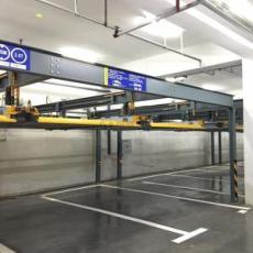 天津出租多层循环立体车库出租钢结构车库