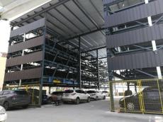 天津高價回收兩層簡易升降三層升降橫移車位