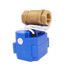 CWX-15Q微型电动阀门电动球阀