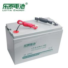 乐泰蓄电池光伏电池稳压逆变消防储能电源