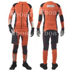 分体式水域救援湿式服